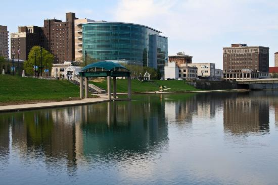 Riverscape Park, Dayton